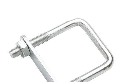 Suruburi / bride zincate pentru fixarea panourilor bordurate.