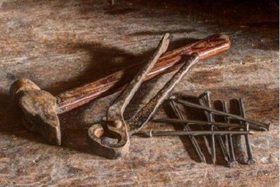 Cuie contructii 3 x 60 mm pentru lemn.