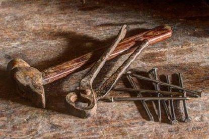Cuie contructii 7 x 200 mm pentru lemn.