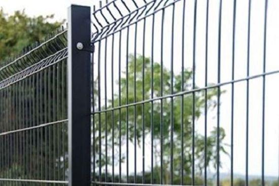 Panou gard verde 2 x 2.5 m / 2000 x 2500, fir de 3.5 mm, pentru garduri