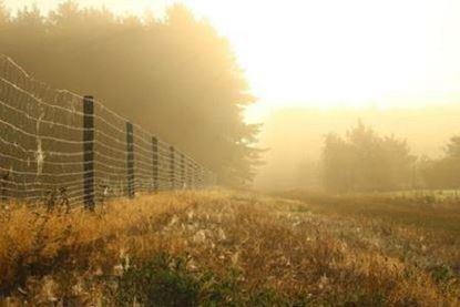 Plasa gard sudata zincata 1.5 x 20 m pentru imprejmuiri